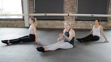 Floor Series 1 - Thighs, Booty, and Core Galore! by The Barre Code