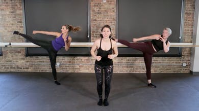 Brawl HIIT 6 - Cardio Core Combat by The Barre Code