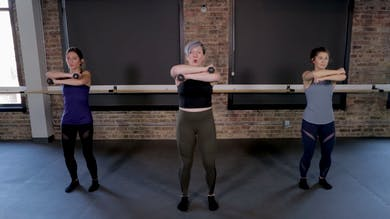 Upper Body 5 - Genie Arms by The Barre Code