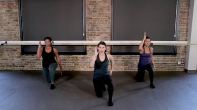 TBC Lower Body & Core 2 – G.O. AMRAP Hard! by The Barre Code