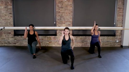Instant Access to TBC Lower Body & Core 2 – G.O. AMRAP Hard! by The Barre Code, powered by Intelivideo