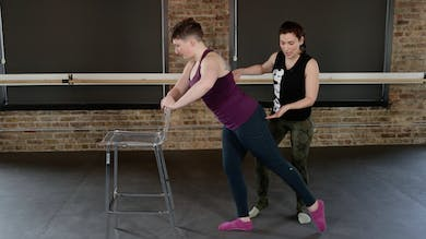 Seat Series 2 - Standing by The Barre Code