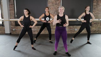HIIT 3 - Runaround & Hit the Ground by The Barre Code