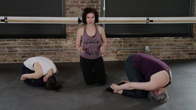 Restore 3 - Spinal Mobility, Hips & Feet by The Barre Code