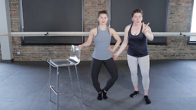 Thigh Series 3 by The Barre Code