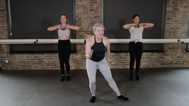 HIIT 2 - Lo Hi Cardio by The Barre Code