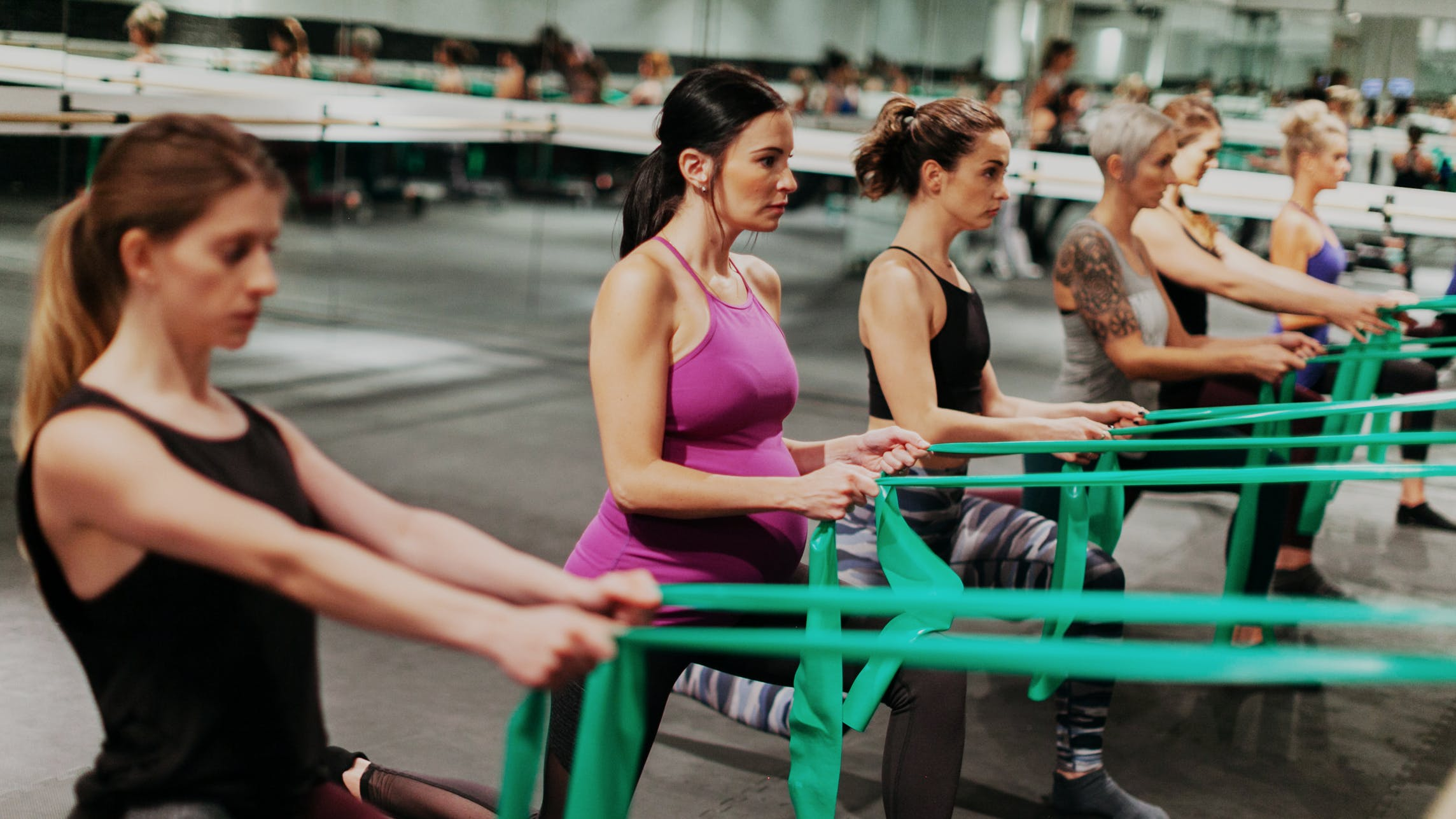 The Barre Code On-Demand