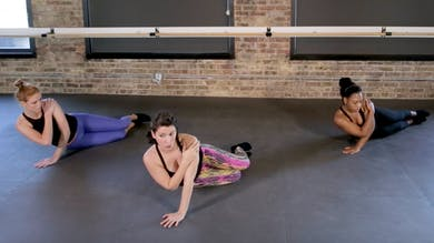 Push Pull Chest and Back Strengthener TBC by The Barre Code