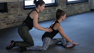 Restore 4 - Hip Mobility & Recovery by The Barre Code