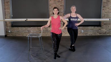 Thighs 6- Quads Four Ways by The Barre Code