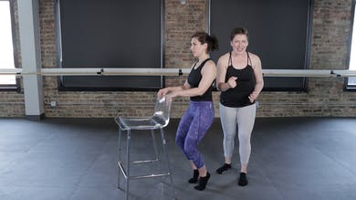 Thigh Series 2 by The Barre Code