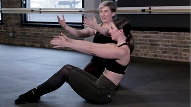Core 7- Low Belly Burner by The Barre Code