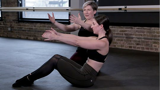 Instant Access to Core 7- Low Belly Burner by The Barre Code, powered by Intelivideo