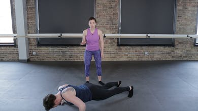 TBC - 5 to 25 Density Training by The Barre Code
