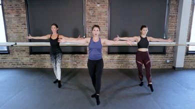 Thighs and Seat 2 - Total Body Burner by The Barre Code
