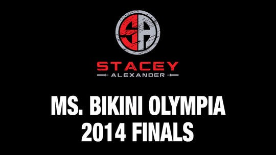 Instant Access to 2014 Olympia Bikini Finals Backstage by Stacey Alexander, powered by Intelivideo
