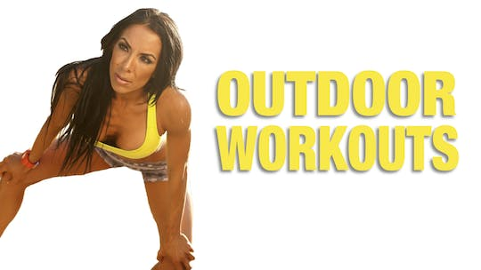 Outdoor Workouts by Stacey Alexander, powered by Intelivideo