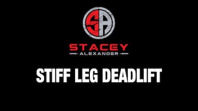 Stiff Leg Deadlift.mp4 by Stacey Alexander