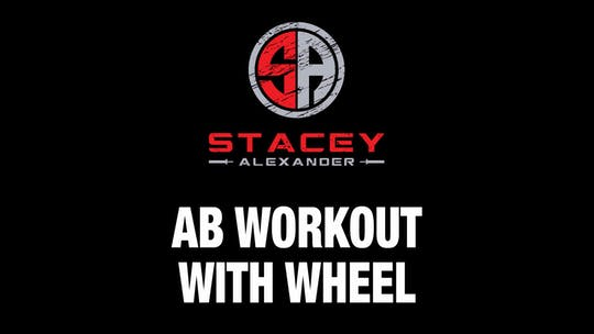 Instant Access to Abs Workout with Wheel by Stacey Alexander, powered by Intelivideo