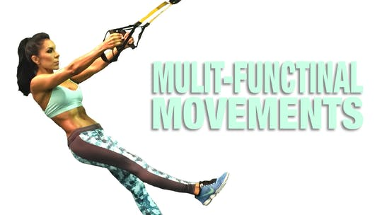 Multi-Functional Movements by Stacey Alexander