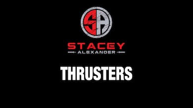 Thrusters by Stacey Alexander
