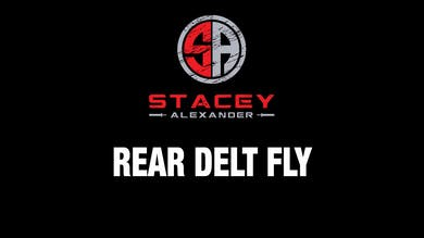 Rear Delt Fly by Stacey Alexander