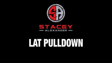 Lat Pulldown by Stacey Alexander