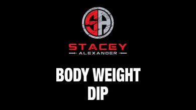Body Weight Dip by Stacey Alexander