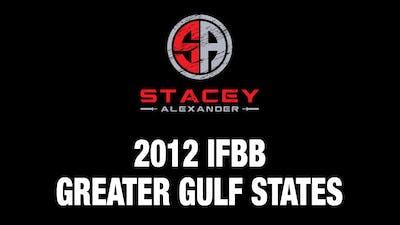 Bikini First Call-out At The 2012 IFBB Greater Gulf States by Stacey Alexander