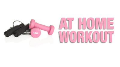 At Home Workouts by Stacey Alexander