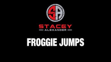 Froggie Jumps by Stacey Alexander