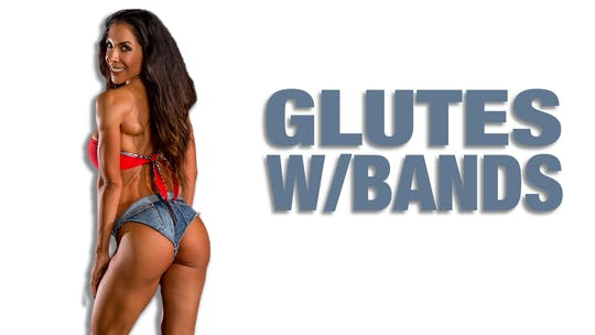 Glutes with Bands by Stacey Alexander, powered by Intelivideo