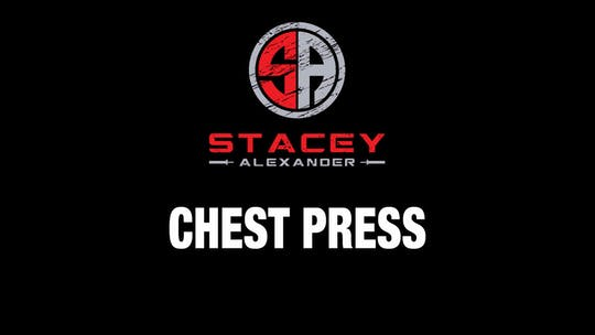 Instant Access to Chest Press by Stacey Alexander, powered by Intelivideo