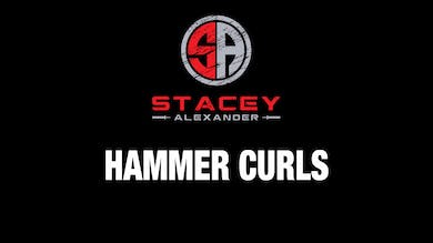 Hammer Curls by Stacey Alexander