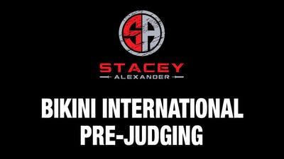 Bikini International Prejuding.mp4 by Stacey Alexander