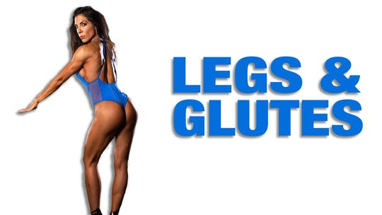 Legs & Glutes by Stacey Alexander, powered by Intelivideo