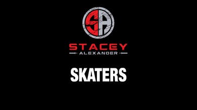 Skaters by Stacey Alexander