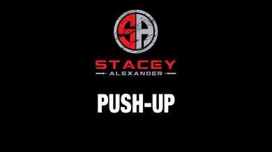 Push-up by Stacey Alexander