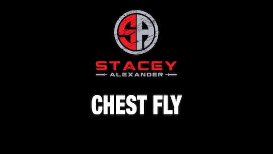Instant Access to Chest Fly by Stacey Alexander, powered by Intelivideo