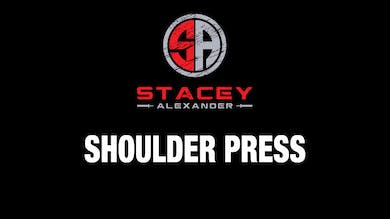 Shoulder Press by Stacey Alexander