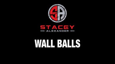 Wall Balls by Stacey Alexander