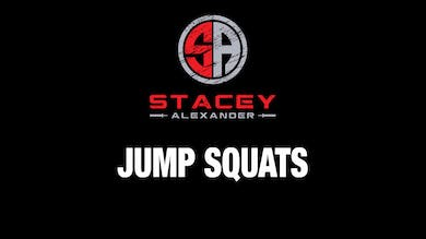 Jump Squat by Stacey Alexander