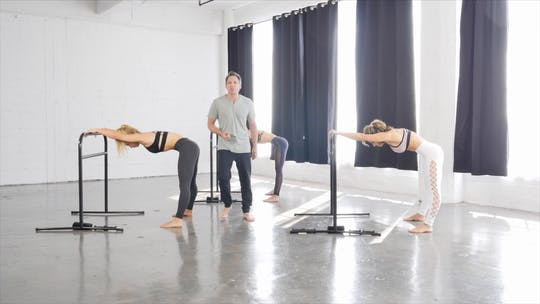 Instant Access to Advanced Class - Downtown Loft with Richard NEW by CARDIO BARRE, powered by Intelivideo