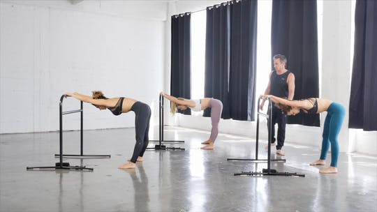 Instant Access to Advanced Class - Downtown Loft with Richard by CARDIO BARRE, powered by Intelivideo