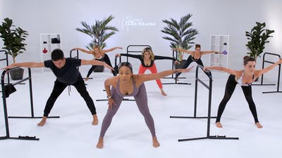 Instant Access to Beginner Class - White Studio with Candyce by CARDIO BARRE, powered by Intelivideo