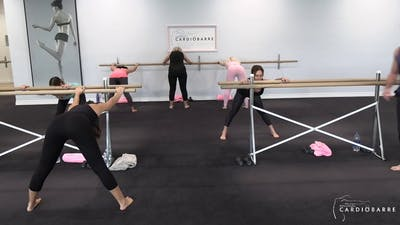 10/21 Livestream Barre 35 by CARDIO BARRE