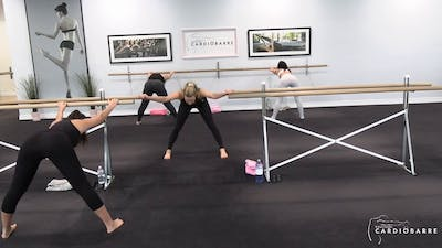 10/23 Livestream Fast Friday w/ Alaina by CARDIO BARRE