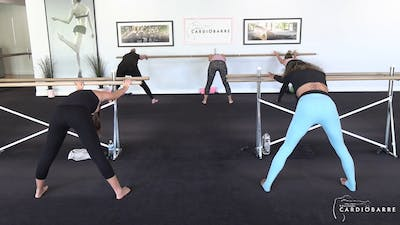 10/27 Advanced Class w/ Micki by CARDIO BARRE