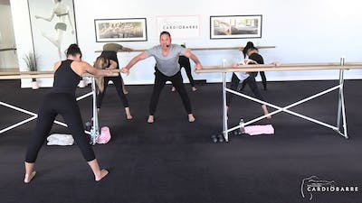 10/30 Livestream Fast Friday w/ Richard by CARDIO BARRE