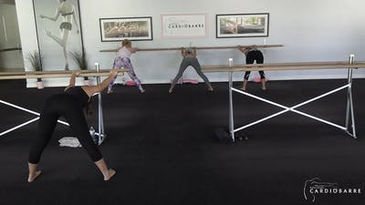 11/2 Livestream Beginner w/Richard by CARDIO BARRE